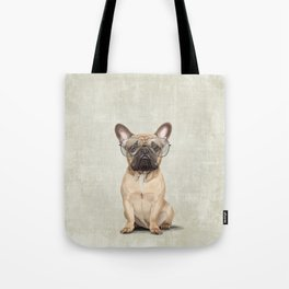 Mr French Bulldog Tote Bag