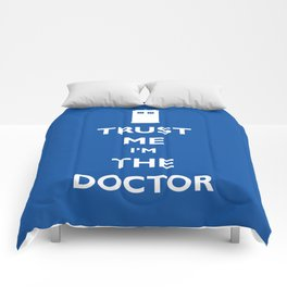 Trust me, I'm the Doctor Comforters