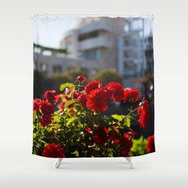 Getty Gardens Shower Curtain