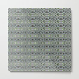 Chip Rubriks Metal Print