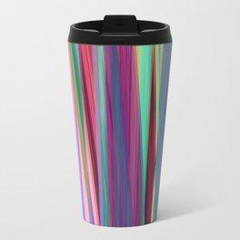 fall stripes Travel Mug