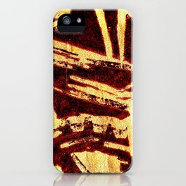 Industrious hell  iPhone Case