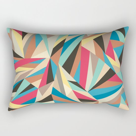 Mind trick Rectangular Pillow