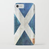 scotland iPhone & iPod Cases featuring Scotland by Arken25