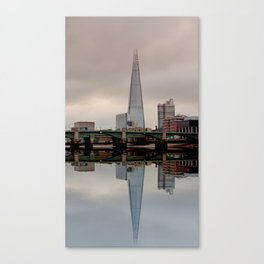 Reflections of the Shard Canvas Print