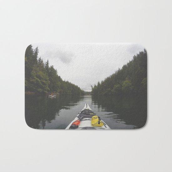 Live the Kayak Life Bath Mat