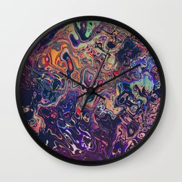 AURADESCENT Wall Clock