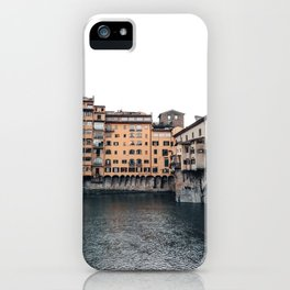 italian Architecture in Florence iPhone Case