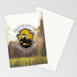 HUFFLEPUFF HOUSE Stationery Cards
