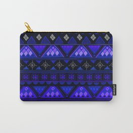 Boho Geometric Pattern Var. 2 Carry-All Pouch