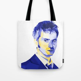 Doctor 10 Tote Bag