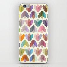Spring tulips iPhone & iPod Skin