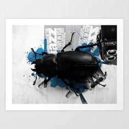 Lucane Art Print