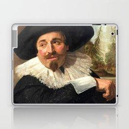 "Frans Hals ""Portrait of Isaac Abrahamsz"" Laptop & iPad Skin"