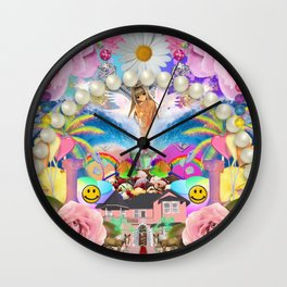 Play House Wall Clock