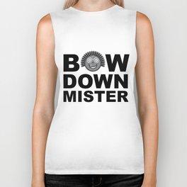 Bow Down Mister Biker Tank