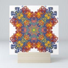 The Four Protectors of Majestic Mini Art Print