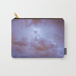 Wild Midnight Chase Carry-All Pouch