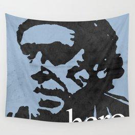 Charles Bukowski - hero. Wall Tapestry