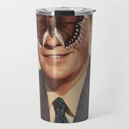 BING CROSBY.  (PIN-UPS). Travel Mug