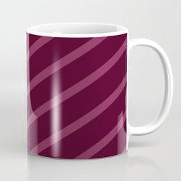 Cross Hatched 3 Coffee Mug