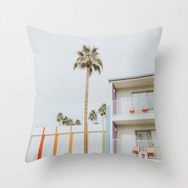 California Dream Throw Pillow