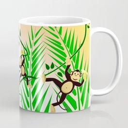 Funny Monkeys Coffee Mug