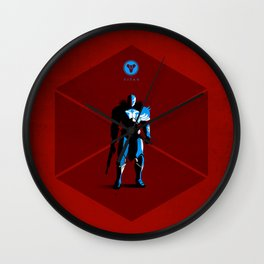 029 Titan D2 Wall Clock