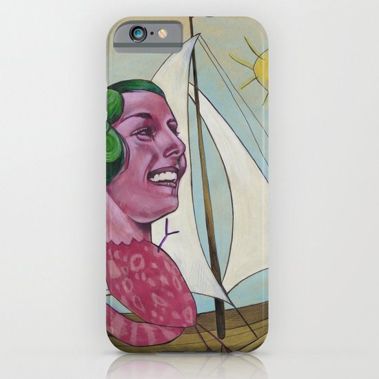 Sailing iPhone & iPod Case