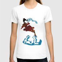 airbender T-shirts featuring Azula by JHTY