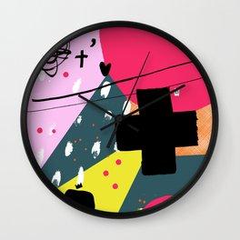 Basile Wall Clock