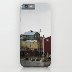 Nyksund, Lofoten iPhone 6s Slim Case