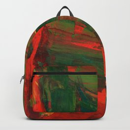 Strokes on Board Top Backpack