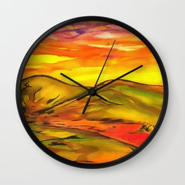 Gruenwald Wall Clock