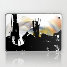 city eclypse Laptop & iPad Skin