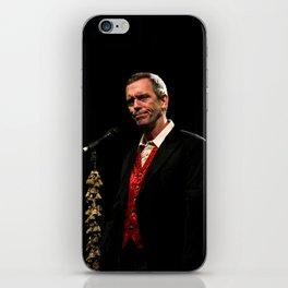 Hugh Laurie - I iPhone Skin