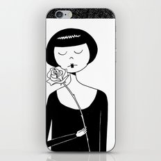 when the roses bloom again iPhone & iPod Skin