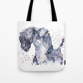True Blue Tote Bag