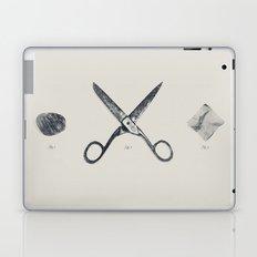 ROCK / SCISSORS / PAPER Laptop & iPad Skin