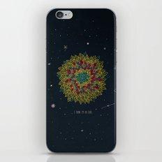 3. I think I'm in love iPhone & iPod Skin