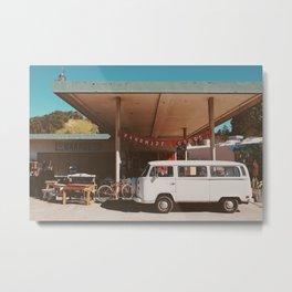 Garage Sale. Metal Print