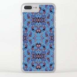 A Day of the Tribes Clear iPhone Case