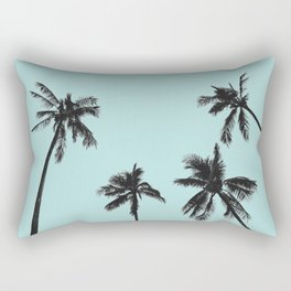 Palm trees 5 Rectangular Pillow
