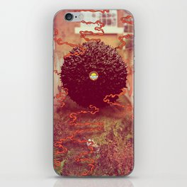 Coexist my Friends. iPhone Skin