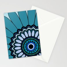 Flower 08 Stationery Cards
