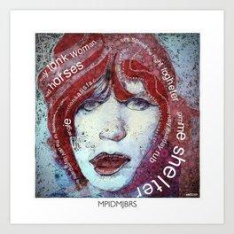 MPIDMJBRS Art Print