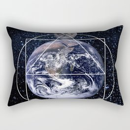 THE CREATION Rectangular Pillow