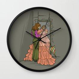 The Shindig Dress Wall Clock