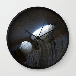 The eyes of God Wall Clock