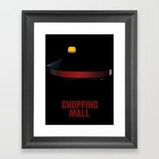 Chopping Mall Framed Art Print
